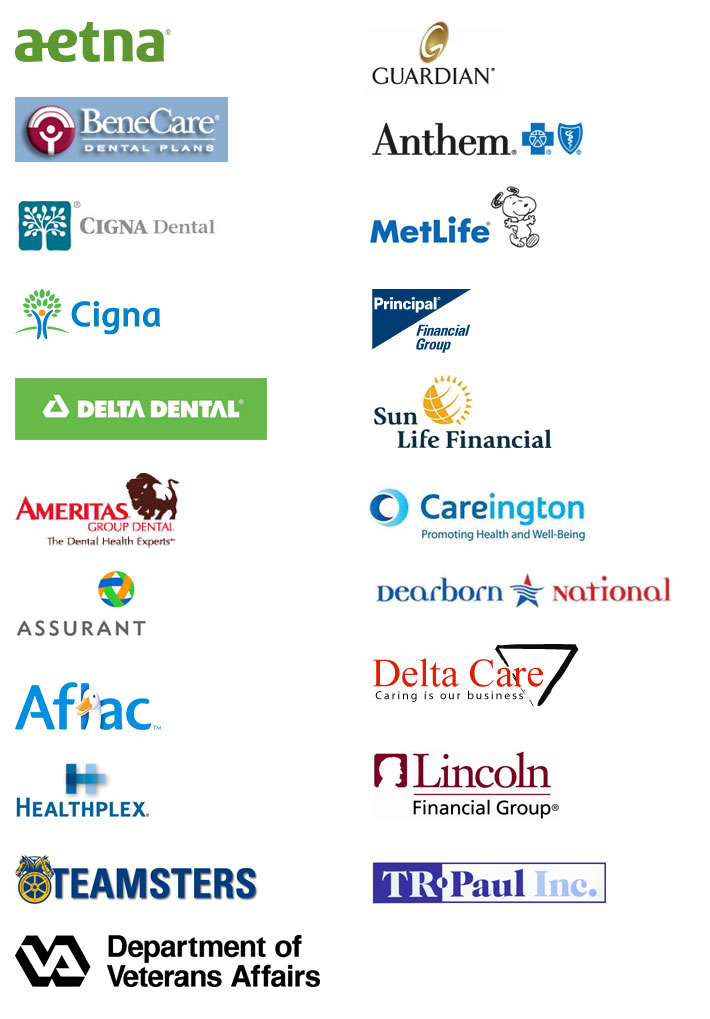 Dental Associate Group Accepted Insurance
