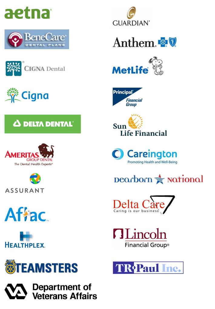 Dental Associate Group Accepted Insurance
